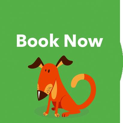sunset dog retreat book now logo